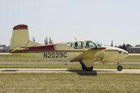 N2029C @ KOSH - EAA AIRVENTURE 2009