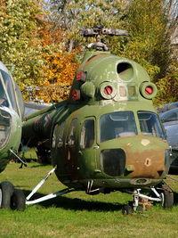 8911 @ LHSN - Szolnok-Szandaszölös airplane museum. - by Attila Groszvald-Groszi