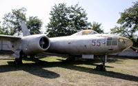 55 @ LHSN - Szolnok-Szandaszölös airplane museum. - by Attila Groszvald-Groszi