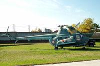 09 @ LHSN - Szolnok-Szandaszölös airplane museum. - by Attila Groszvald-Groszi