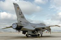 78-0026 @ KLUF - F-16A Block10 at Luke AFB - by FBE