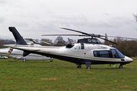 G-IMAR @ EGBC - Agusta A.109E [11703] Cheltenham~G 13/03/2008. Seen at Cheltenham during Gold Cup week.