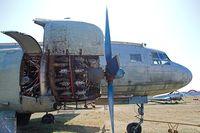 04 @ LHBP - Air Museum Bud/Ferihegy - Russia-AirForce - Ilyushin Il-14G - by Delta Kilo
