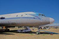 HA-MOA @ LHBP - Air Museum Bud/Ferihegy - by Delta Kilo