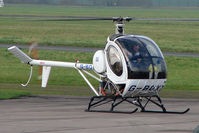 G-BOXT @ EGBJ - Hughes 269C at Staverton