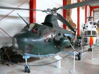 031 - Mil Mi1 Hare 031/Red Hungarian Air Force in the Hermerskeil Museum Flugausstellung Junior - by Alex Smit
