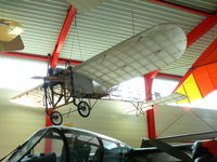 D-EHCI - Bleriot XI D-EHCI in the Hermerskeil Museum Flugausstellung Junior - by Alex Smit