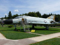 63-7583 - Mc Donnell Douglas F-4C Phantom 63-7583 US Air Force Michigan ANG in the Hermerskeil Museum Flugaustellung Junior - by Alex Smit