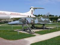 304 - Dassult Mirage 3R 304/33-TN French Air Force in the Hermerskeil Museum Flugausstellung Junior - by Alex Smit