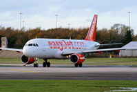 G-EZTC @ EGCC - Easyjet - by Chris Hall