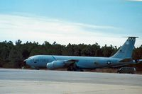 62-3541 @ MCF - KC-135R Stratotanker of 305th Air Refuelling Wing based at Grissom AFB seen at MacDill AFB in January 1990. - by Peter Nicholson