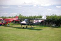 G-MYDX - Redlands Airfield, Wiltshire UK - by Greg Heath