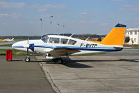 F-BVTP @ LFPN - On the Toussus tarmac - by Alain Picollet