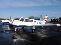 G-BNCR @ EGTB - Airways Flying Club at WAP - by H Ren