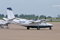 N801DP @ AFW - At Alliance Fort Worth