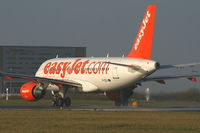 G-EZIJ @ EGGP - Easyjet - by Chris Hall