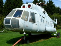 402 - Mil Mi9 Hip-G 402 East German Air Force in the Hermerskeil Museum Flugausstellung Junior - by Alex Smit