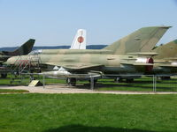 775 - Mikoyan Guerevich Mig21MF Fishbed 775 East German Air Force in ther Hermerskeil Museum Flugausstellung Junior - by Alex Smit
