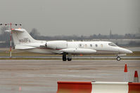 N32PA @ EGBB - Medical Flight departs Birmungham for the USA - by Terry Fletcher