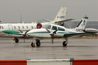 G-BODY @ EGBB - Oil Spillage Cessna 310R now located BHX (ex Coventry)