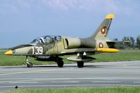 139 @ LBPG - During the Co-operative Key 2005 exercise the L-39 acted in the ground attack role. - by Joop de Groot