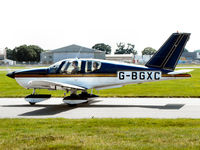 G-BGXC @ EGHH - Taken from the Flying Club - by planemad