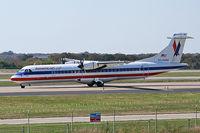 N529AM @ DFW - American Eagle at DFW