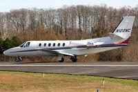 N122NC @ KJQF - Departing runway 2. - by Jamin