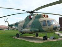 909 - Mil Mi8T Hip 909 East German Air Force in the Hermerskeil Museum Flugausstellung Junior - by Alex Smit