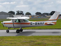 G-BNMF @ EGHH - Taken from the Flying Club - by planemad
