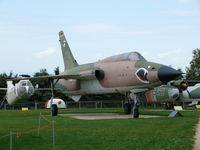 62-4417 - Republic F-105F Thunderchief 62-4417 US Air Force in the Hermerskeil Museum Flugausstellung Junior - by Alex Smit