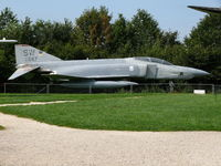 68-0587 - Mc Donnell Douglas RF-4C Phantom 68-0587 US Air Force in ther Hermerskeil Museum Flugausstellung Junior - by Alex Smit