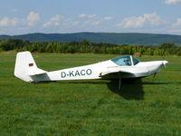 D-KACO @ EDRD - AVO 68V Samburo D-KACO LSV Neumagen-Drohn - by Alex Smit