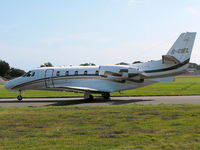 G-CIEL @ EGHH - Taken from the Flying Club - by planemad