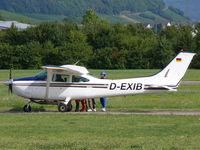D-EXIB @ EDRT - Cessna CF182Q Skylane II D-EXIB - by Alex Smit