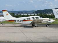 D-GEKW @ EDRT - Piper Pa34-220T Seneca III D-GEKW - by Alex Smit