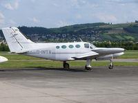 D-INTA @ EDRT - Cessna C421 Golden Eagle D-INTA Amadeus - by Alex Smit