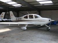 D-EFRT @ EDRT - Cirrus Aircraft SR20 D-EFRT Fliegerclub Region Trier - by Alex Smit