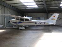 D-EFCT @ EDRT - Cessna C172S Skyhawk D-EFCT - by Alex Smit