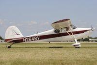 N2646V @ KOSH - EAA AIRVENTURE 2009