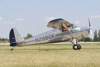 N2980K @ KOSH - EAA AIRVENTURE 2009
