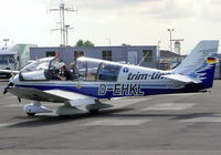 D-EHKL @ EGHH - Taken from the old Aviation Museum - by planemad