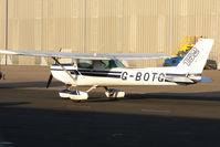 G-BOTG @ EGNX - Cesnna 152 at base East Midlands