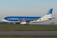 G-MIDP @ EGNX - BMI A320 at East Midlands