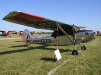 C-GSOY @ KOSH - EAA AirVenture 2009. - by Mitch Sando