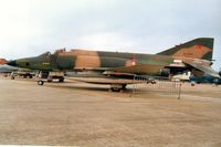 69-7456 @ MHZ - RF-4E Phantom of 113 Filo Turkish Air Force in the static park at the Mildenhall Air Fete of 2000. - by Peter Nicholson