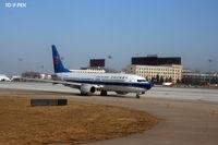 B-5356 @ ZBAA - China Southern 737-800 - by Dawei Sun