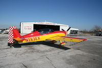 N183EX @ T41 - Extra 300/L N183EX at LaPorte, TX - by Marty Eckert