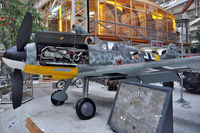 19310 - Me-109 at Speyer Museum - by Volker Hilpert