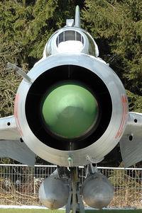 09 - Suchoi Su-7b at Hermeskeil - by Volker Hilpert